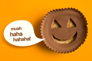 What?  Halloween is coming and I like Reeses, okay?
