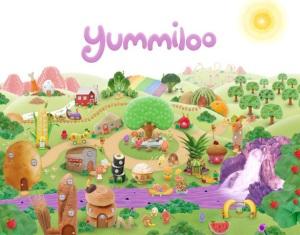 Yummico--Yummiloo Title Screen
