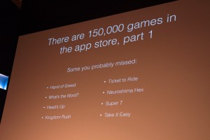 150,000 Apps in the App Store