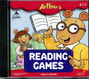arthur reading games