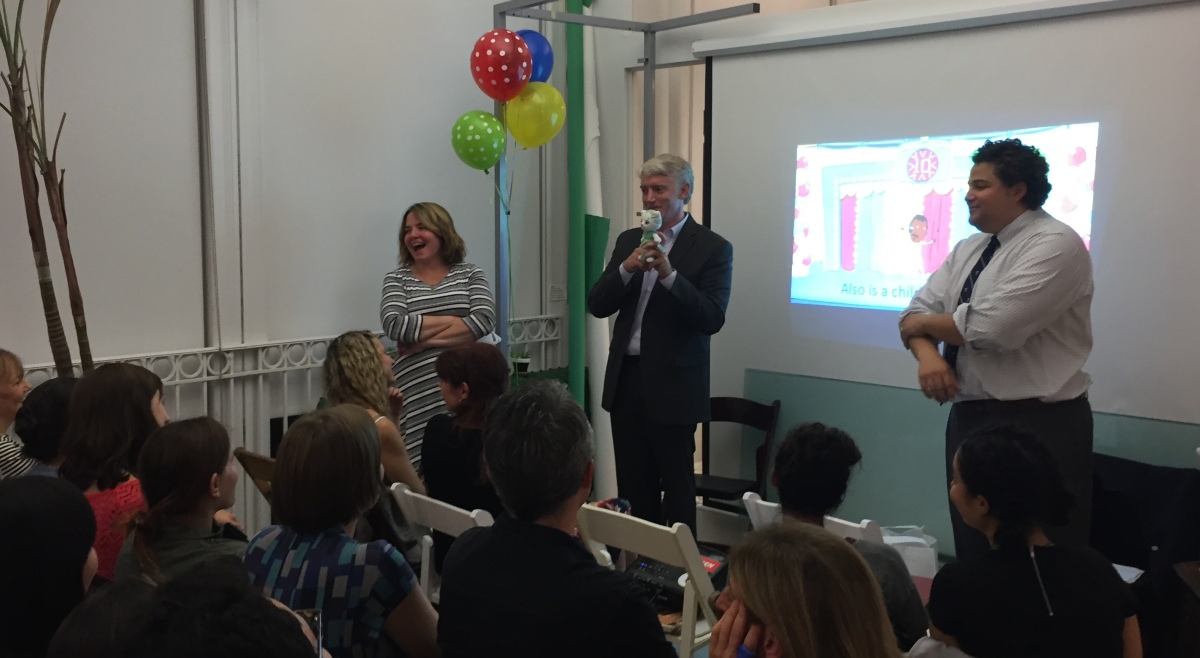 CMA Event Recap: Building A Neighborhood with the Fred